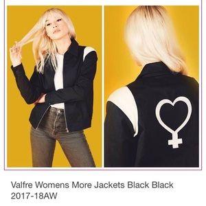 Valfre varsity jacket